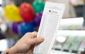 Your once-in-a-decade chance to win $50 million Oz Lotto prize