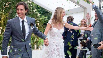 Gwyneth Paltrow and Brad Falchuk's opulent wedding menu