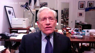 Esteemed journalist Bob Woodward