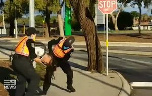 WA Police investigating after transport officers pepper spray partially blind man