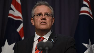 """<p>Scott Morrison will become Treasurer. He was promoted from Minister for Social Services and replaces Joe Hockey. </p><p>""""He's held the key economic portfolio of social services… and he's introduced significant reforms,"""" Mr Turnbull said.</p>"""