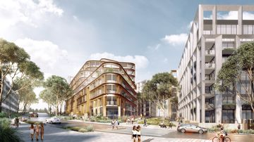 Plans for ambitious $3 billion north Sydney development put on ice