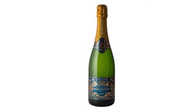 """NV André Clouet Grande Réserve Brut (Bouzy), <a href=""""http://www.princewinestore.com.au/Product/tabid/60/77821/Andre-Clouet-Grande-Reserve-Brut-NV"""" target=""""_blank"""">buy: $75</a>"""