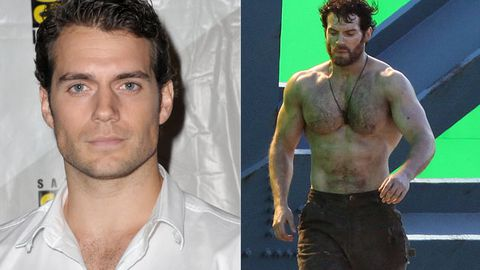 What you need to know about Hollywood's super-sexy new Superman