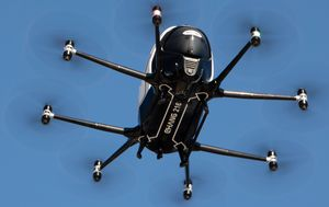Unmanned air vehicles one step closer after South Korean test flight
