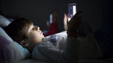 Technology school-age children.