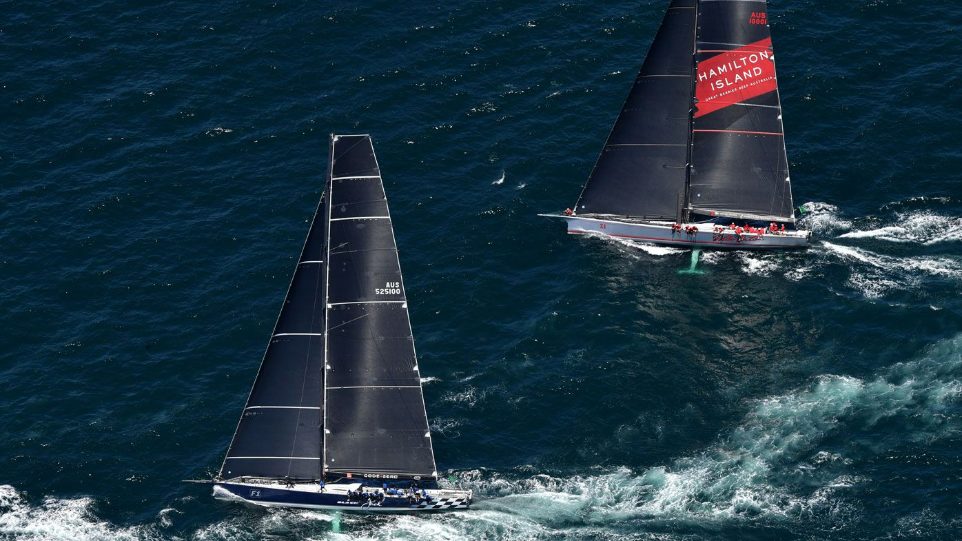 Tribute for 1998 Sydney to Hobart tragedy