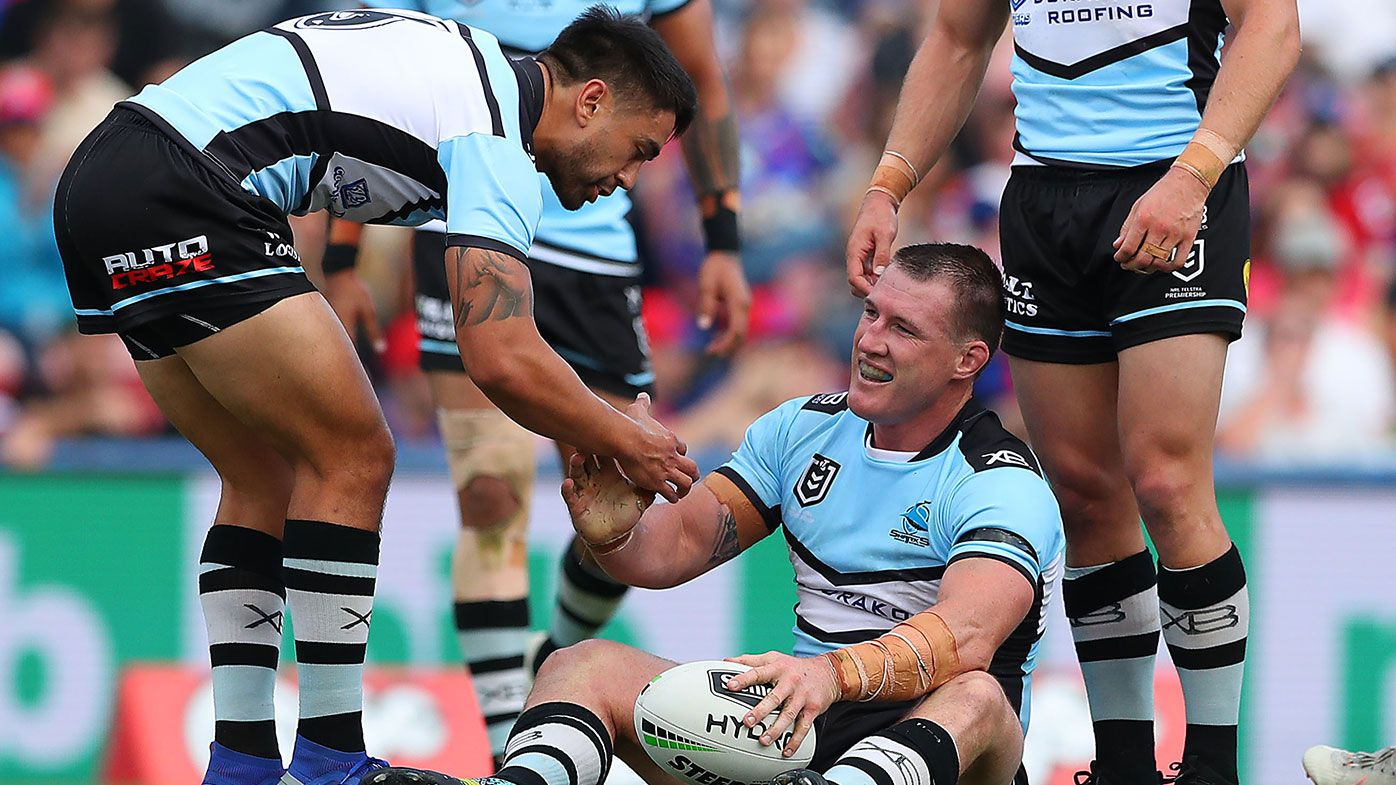 Shaun Johnson, Paul Gallen