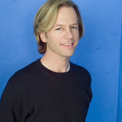 David Spade as Dennis Finch: Then