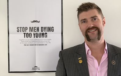 Jonathan shares his story to help raise awareness.