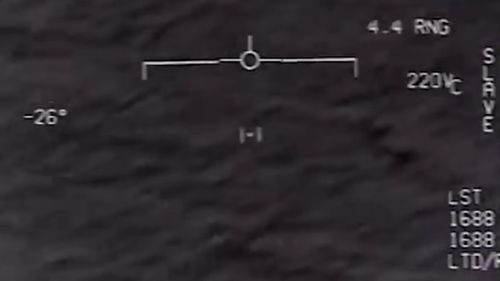 190528 US Fighter jet pilots air force UFO sightings News World
