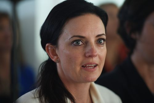 Federal Labor MP Emma Husar has been accused of bullying and misconduct in a NSW Labor investigation. Picture: AAP.