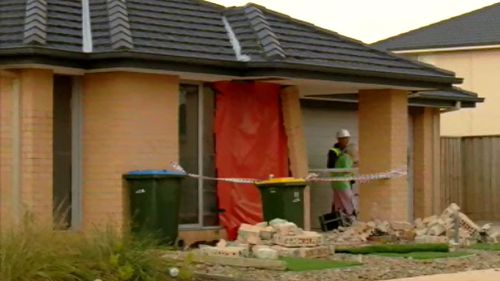 Family of five wakes to find car lodged in bedroom window of Point Cook home