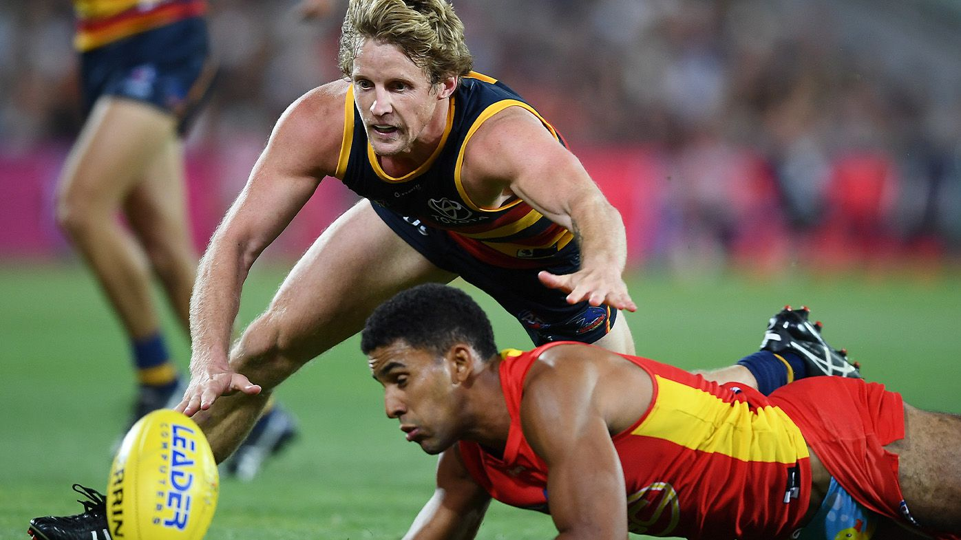 Retinal detachment wipes out Adelaide Crows captain Rory Sloane for up to a month