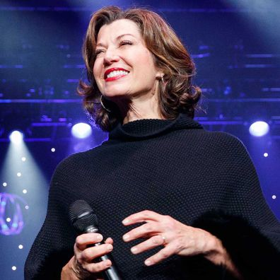 Amy Grant recovers from open heart surgery.