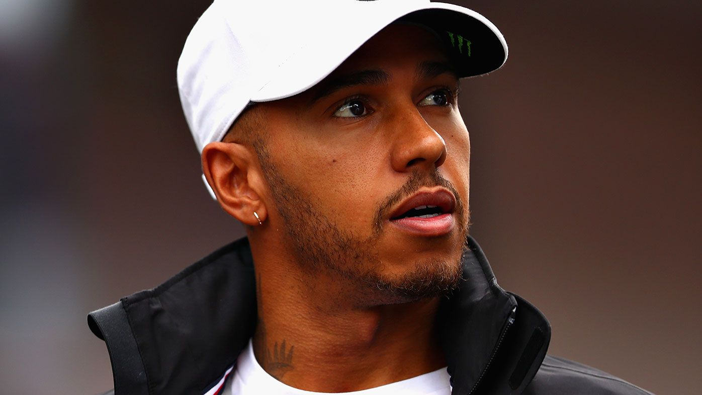Lewis Hamilton signs new lucrative Mercedes F1 deal