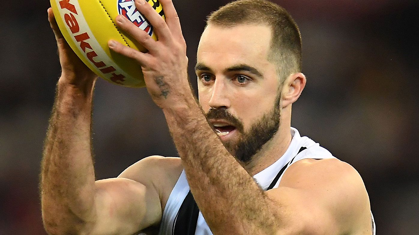 'The pain didn't disappear': Collingwood star opens up on ruptured testicle