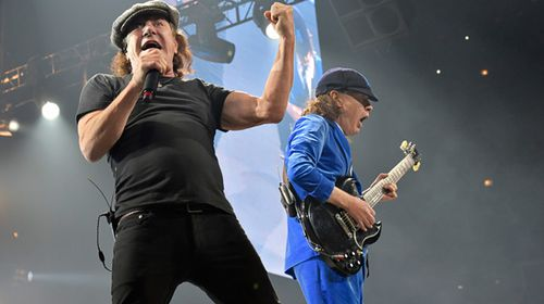 Brian Johnson forced to quit AC/DC over deafness risk
