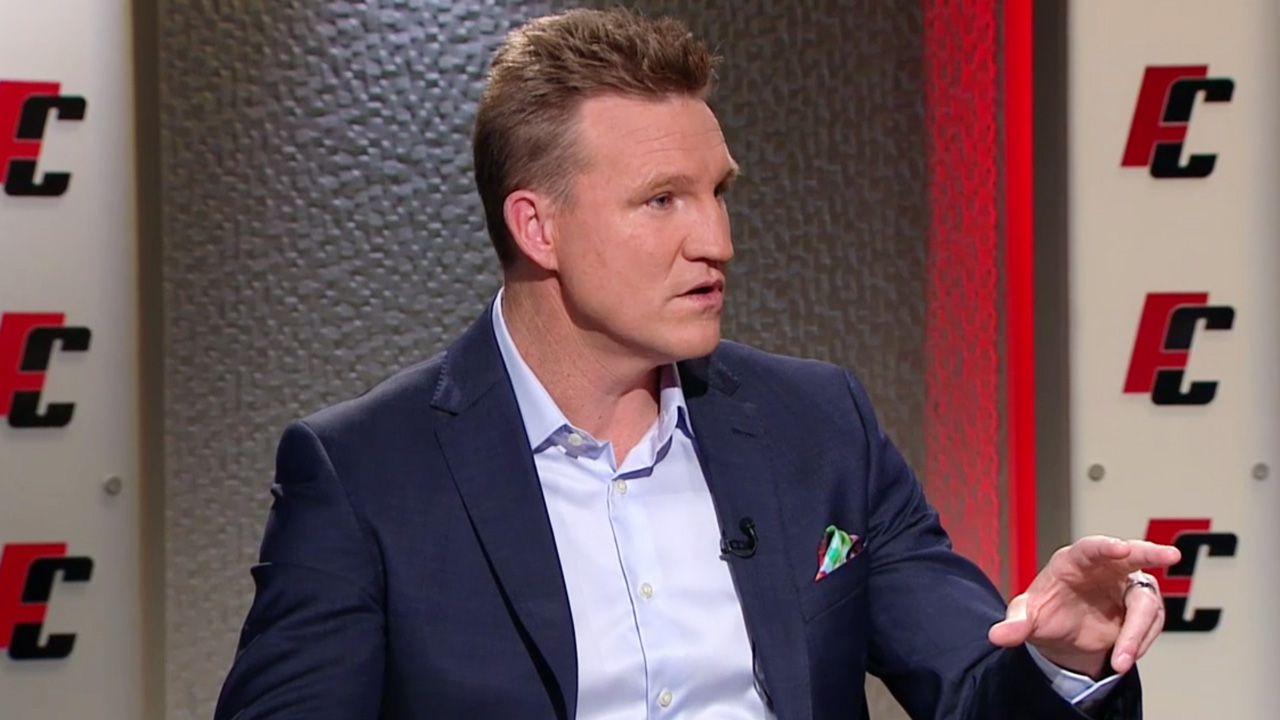 Nathan Buckley slams the media