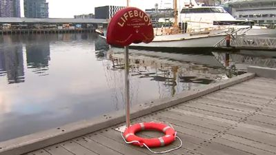 Man fighting for life after being pulled from Yarra River