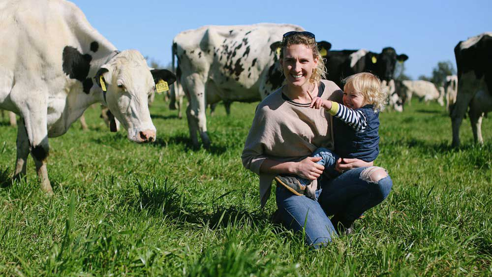 Emma Elliot of Little Big Dairy