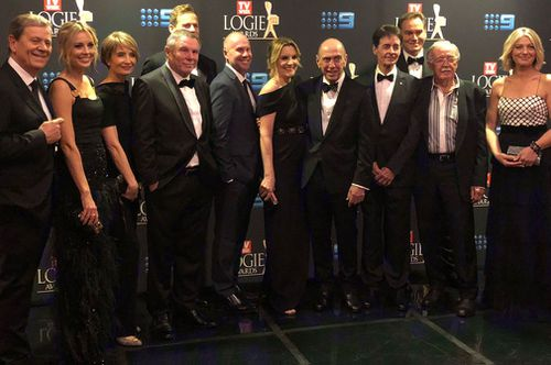 60 Minutes has been inducted into the TV Week Logie Hall of Fame.