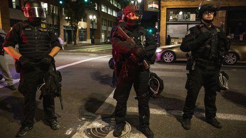 Portland shooting