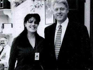 Lewinsky-Clinton