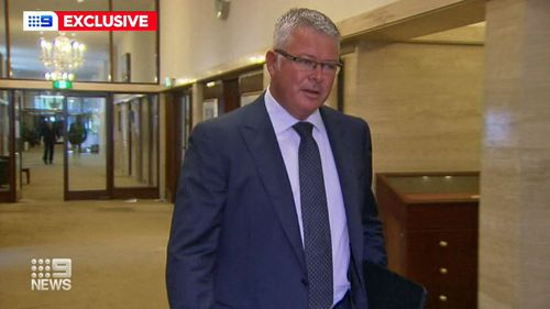 Troy Buswell facing six serious assault charges for alleged domestic violence