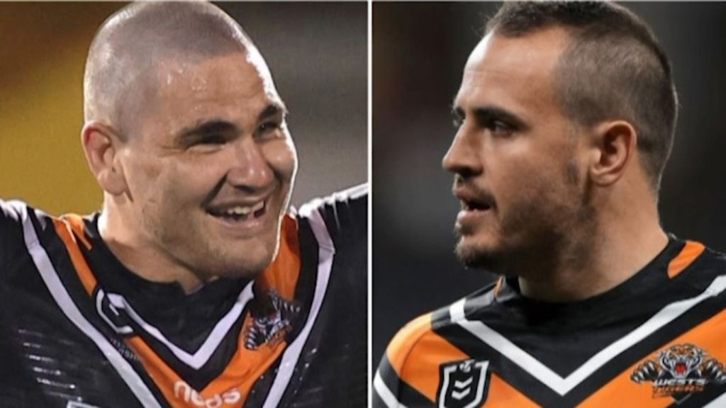 Wests Tigers legends Benji Marshall, Chris Lawrence denied home ground farewell