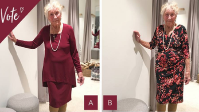 Great-grandmother from Canberra needs help choosing a wedding ...