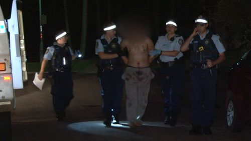 Man charged after allegedly stabbing parents at their home in Oatlands in Sydney's northwest