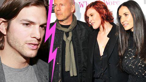 Bruce Willis and Demi Moore's daughters 'hate' Ashton Kutcher