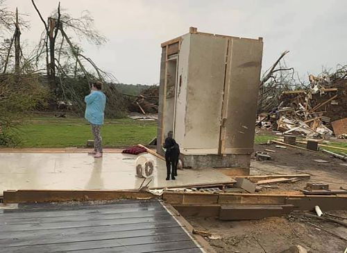 At least 30 dead after tornadoes hit America's southern states