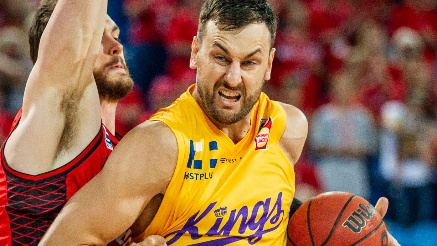 Sydney Kings still not at their best, yet: Corey 'Homicide' Williams