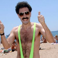 Borat returns for another outrageous and controversial adventure
