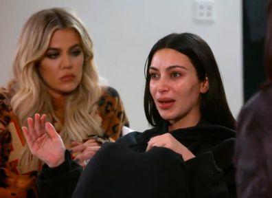 Kim Kardashian recalls being robbed at gunpoint in Paris back in 2016.