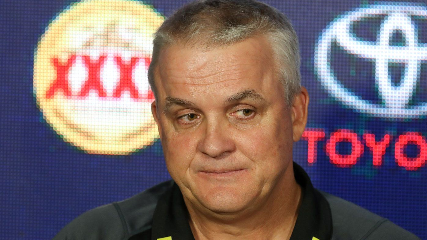 NRL: Penrith Panthers coach Anthony Griffin sacked ahead of finals