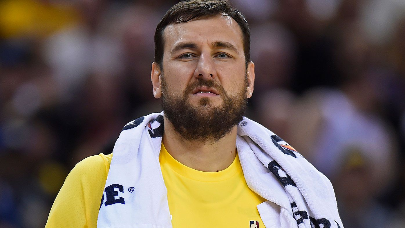 'I was basically lied to': Why Andrew Bogut is furious with Los Angeles Lakers