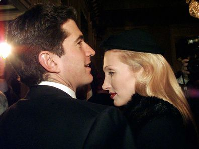 John F. Kennedy, Jr. and Carolyn Bessette Kennedy