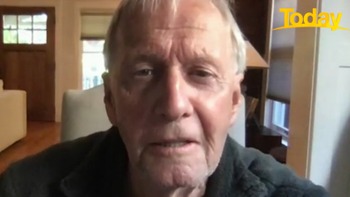 Paul Hogan reflected on his 'ridiculous' career on Today this morning.