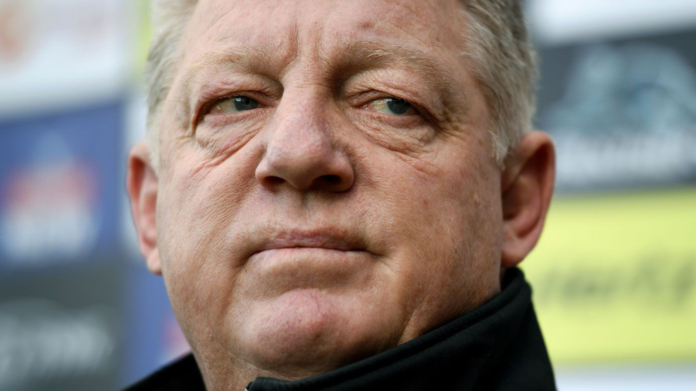 Phil Gould scoffs at prospect of Sydney NRL club being relocated to Brisbane