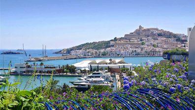 Boas de Ibiza luxury complex, Spain