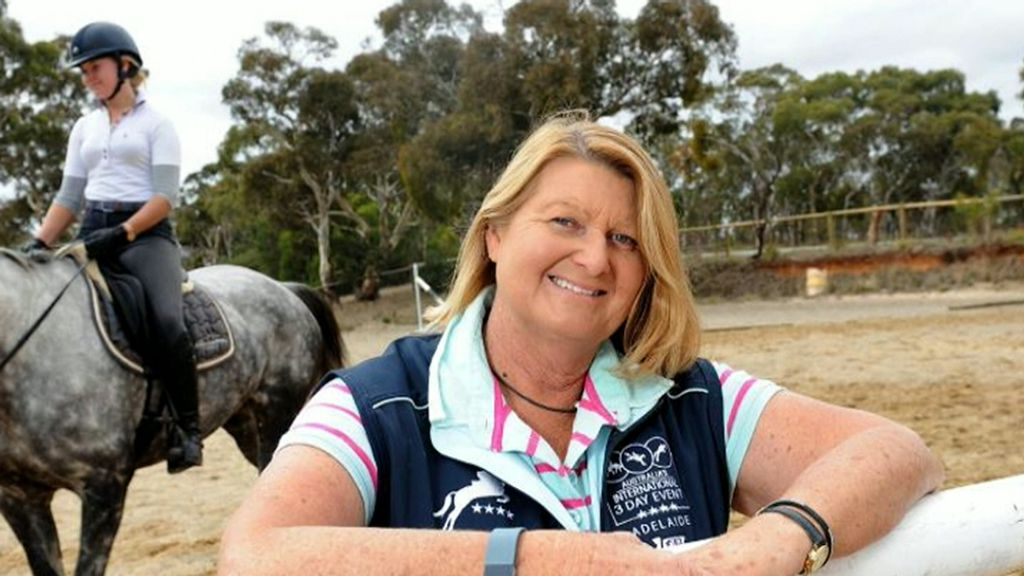 Equestrian champion Gillian Rolton dies
