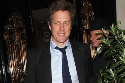 """Eternal bachelor Hugh Grant, 54, would perfectly fit the mould of Katie's '90s Hollywood daddy figure.<br/><br/>Katie reportedly had a crush on Tom Cruise when she was 16 and said """"thousands of prayers for him"""" every day, a classmate told <i>Huffington Post</i>. Around 10 years later, she was his wife. Hugh, are you reading this?<br/><br/>Image: Splash"""