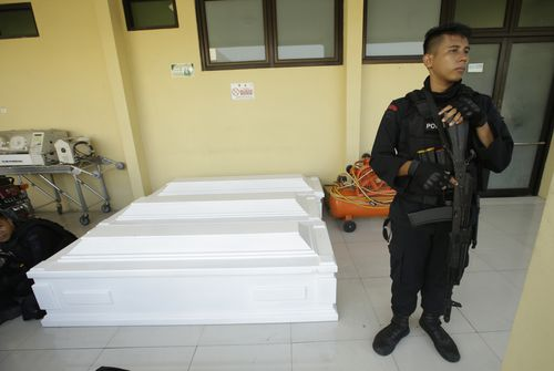 Indonesia, the world's largest Muslim-majority country, has experienced a consistent spate of similar attacks recently. Picture: AAP.