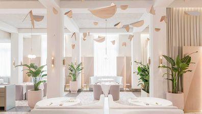 Odette Singapore dining room
