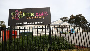 A Sydney childcare centre has confirmed a positive case of COVID-19.The child attended Little Zaks Academy in Narellan Vale in Sydney's southwest on Monday.