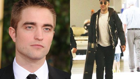 Busted: Robert Pattinson's brush with the Adelaide police department