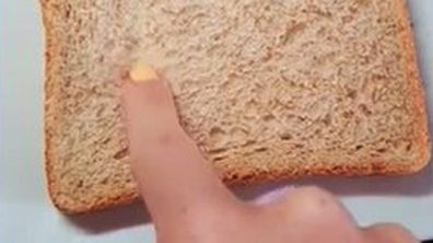 The hidden message toast trick has gone viral